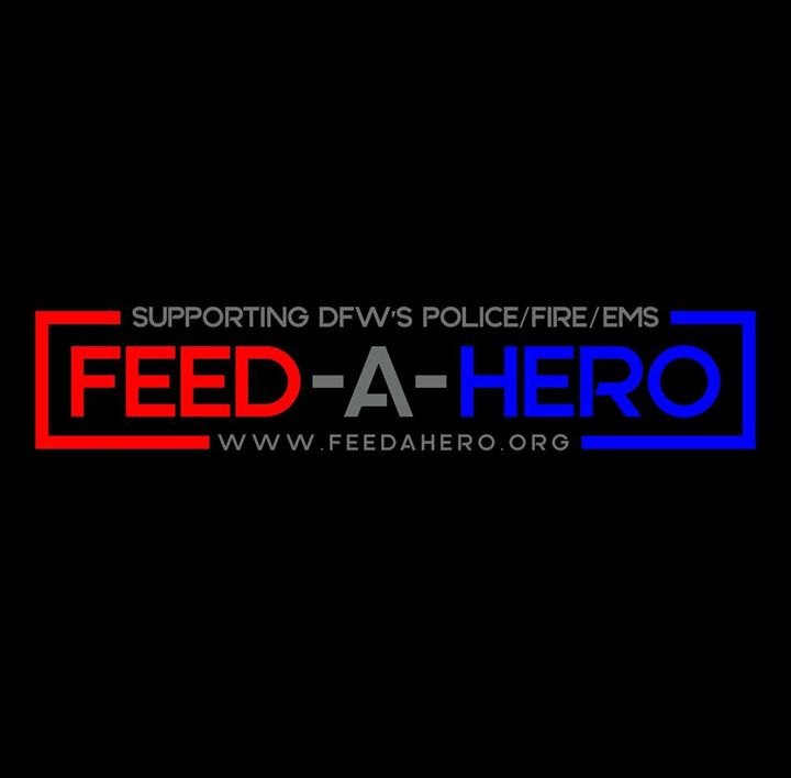 Providing meals for First Responders