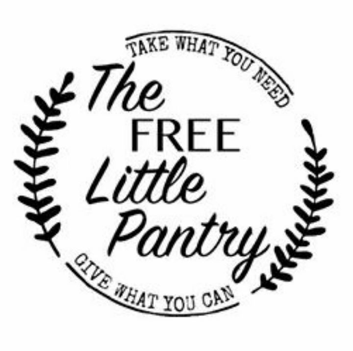 Free pantry items for all neighbors in need