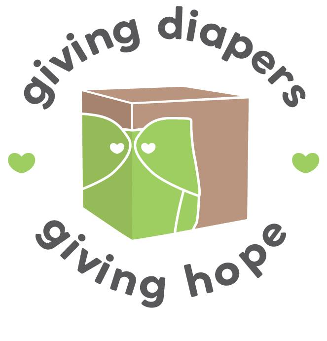 Give cloth diapers to families in need