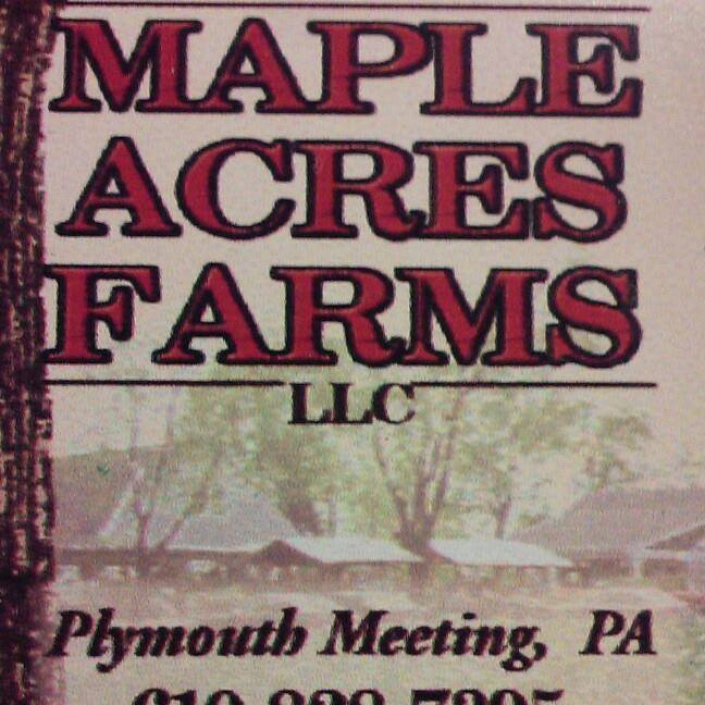 Maple Acres Farm