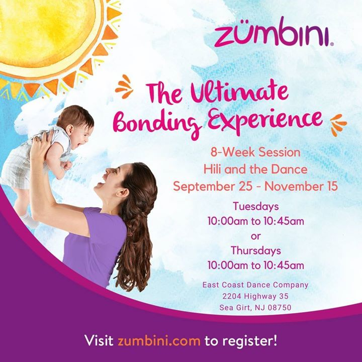 Zumbini with Stephanie: Zumbini with Stephanie