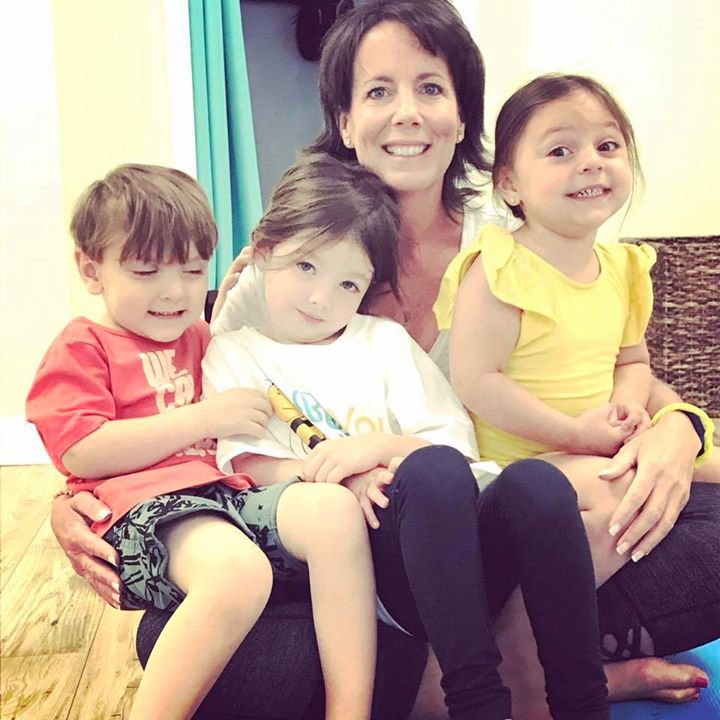 Bee You Kids Yoga Studio: Mommy & Bee Yoga