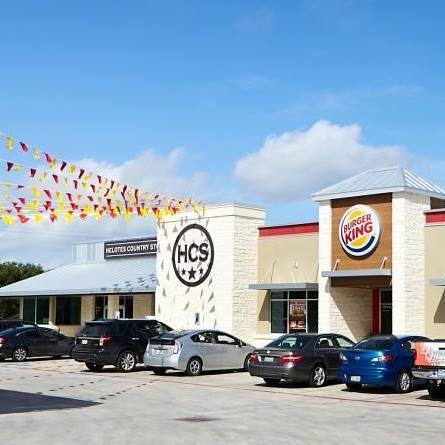 Burger King Helotes