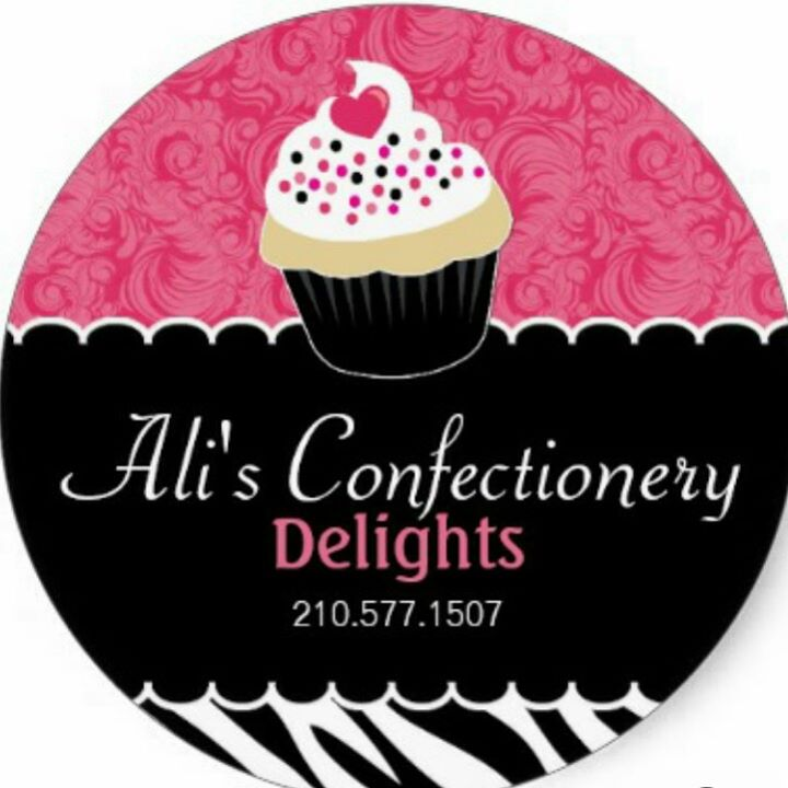 Ali's Confectionery Delights