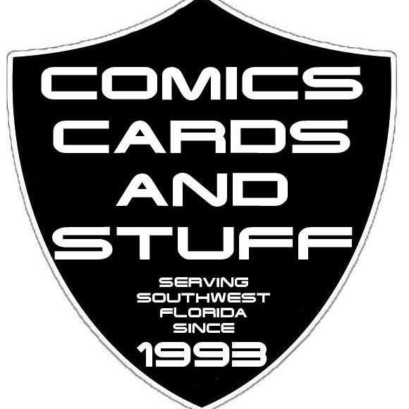 Comics Cards And Stuff