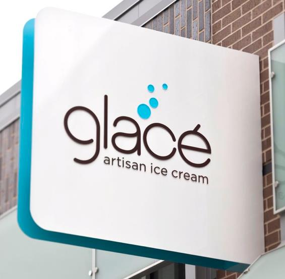 Glacé Artisan Ice Cream