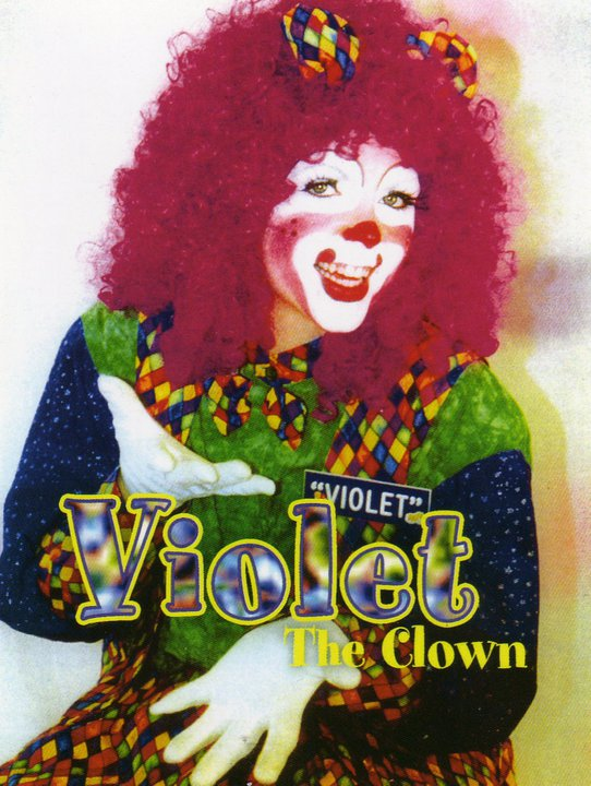 Violet the Clown and Teddy Town too.