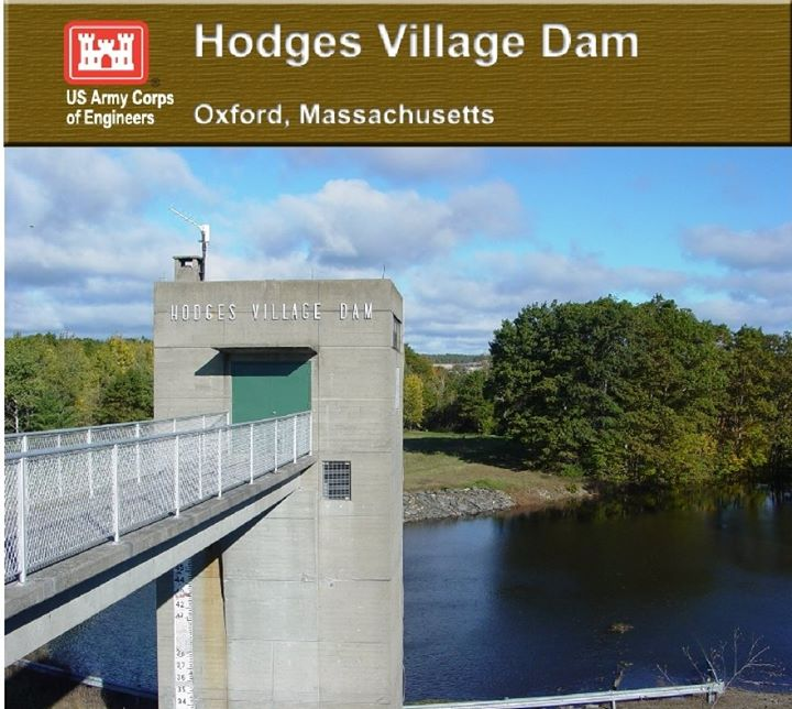 U.S. Army Corps of Engineers, Hodges Village Dam