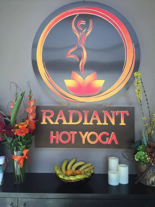Radiant Hot Yoga: Baby and Me