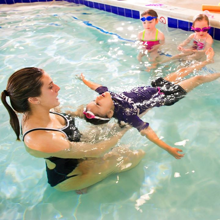 Swimming Instruction - Ages 3mo+