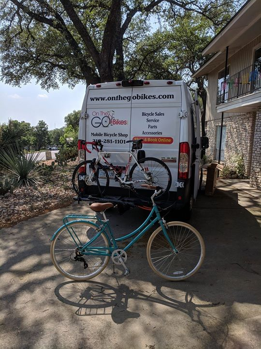 On The Go Bikes: Mobile Bike Repair and Retail