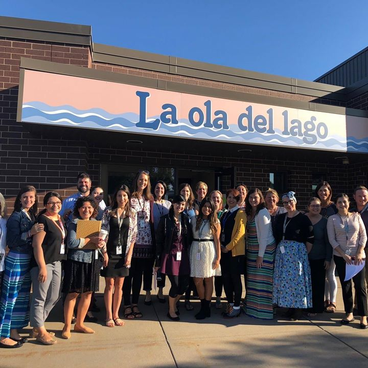 La ola del lago Spanish Immersion- PLSAS