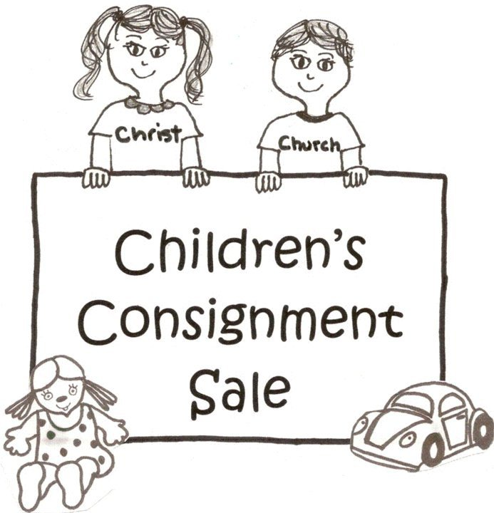 Christ Church Children's Consignment Sale