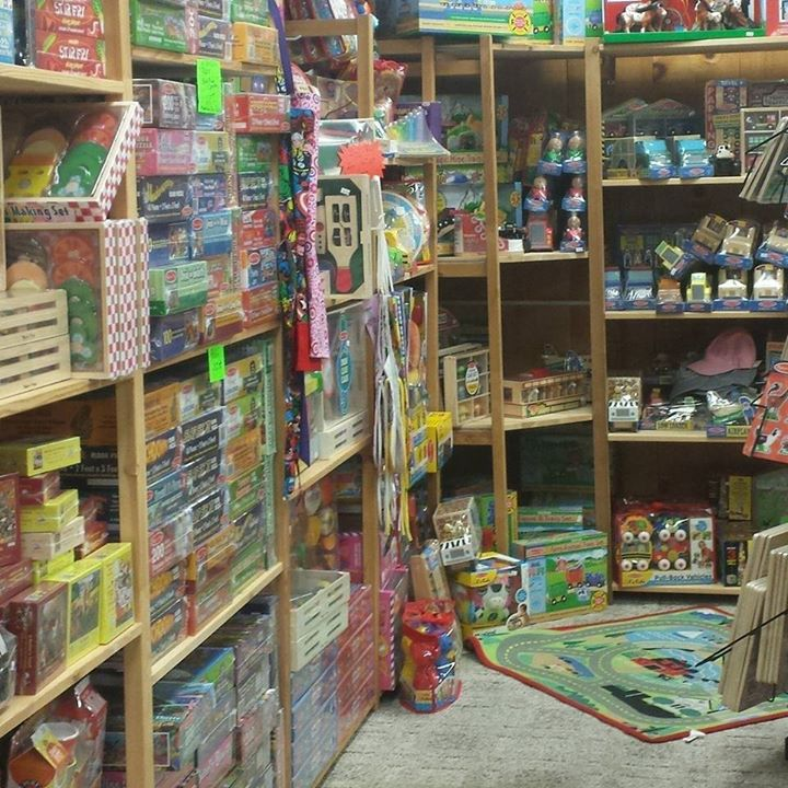 A Touch Of Cape May Toy Store Williamstown