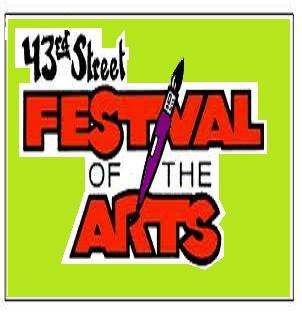 43rd Street Festival of the Arts