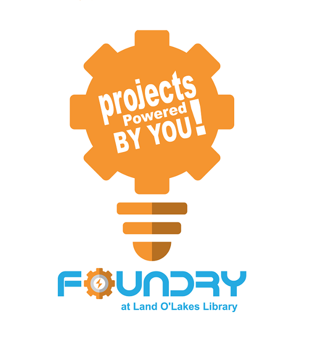 The Foundry Makerspace at Land O Lakes Library
