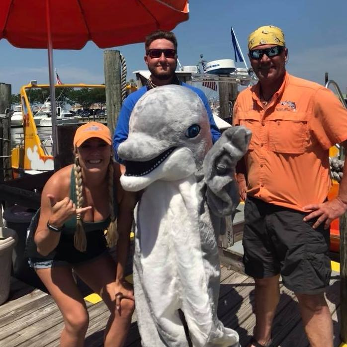 Silver Bullet Speedboat and Dolphin Watching