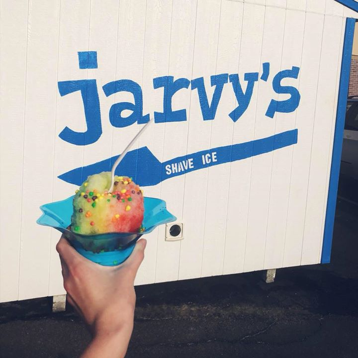 Jarvy's Shave Ice