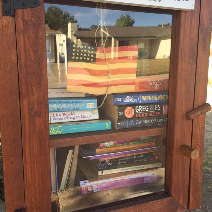 Fonti Little Free Library