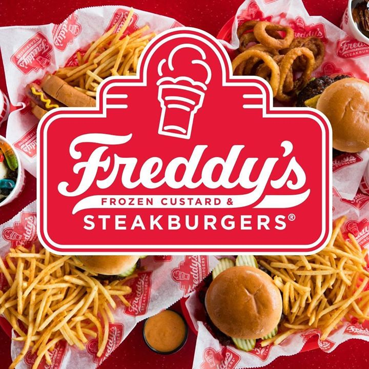 Freddy's Frozen Custard & Steakburgers Olathe, KS, Black Bob