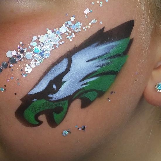 Charmed Face Painting