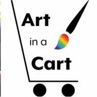 Art In A Cart: Art Birthday Delivered to your Door!