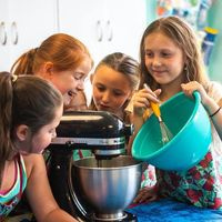 Paradise Island Kids: (Summer) Virtual Summer Cooking & Baking (Ages 8-14)