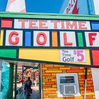 Tee Time Golf OC Boardwalk