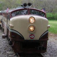 KC Northern Miniature Railroad