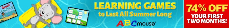 [Deal Alert], Keep Your Child Learning with ABCmouse's Summer Slide Sale!