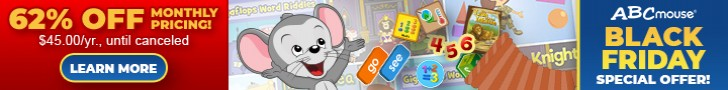 [Deal Alert], Keep Your Child Learning with ABCmouse this Winter