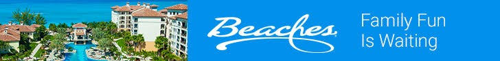 Save up to 65% on a Beaches All-Inclusive Vacation