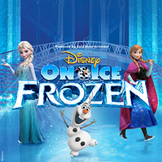 Disney on Ice: FROZEN! (15 States, 30 Cities)