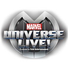 Marvel Universe Live (19 States, 25 Cities)